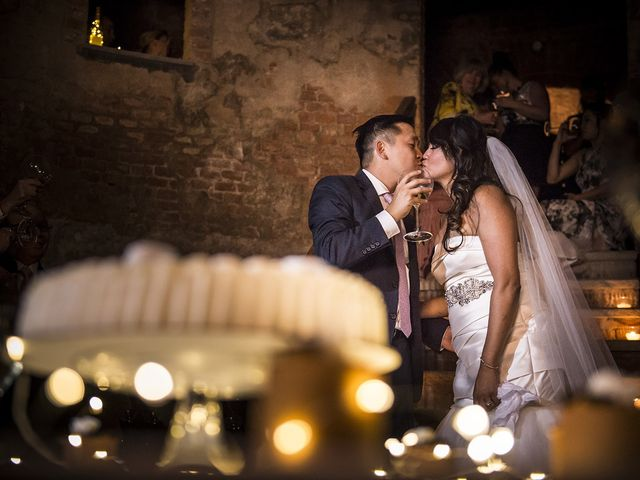 Il matrimonio di Celeste e Andrew a Serralunga d'Alba, Cuneo 36