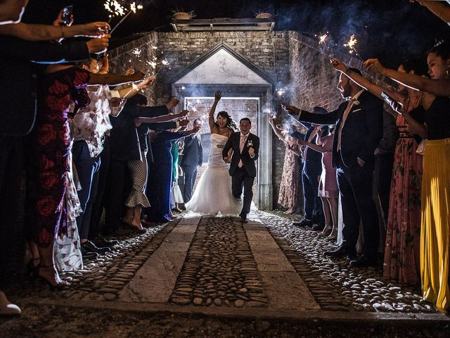 Il matrimonio di Celeste e Andrew a Serralunga d'Alba, Cuneo 2
