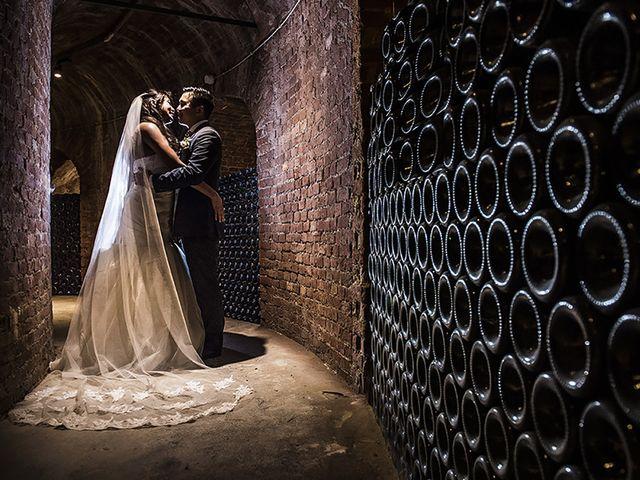 Le nozze di Andrew e Celeste