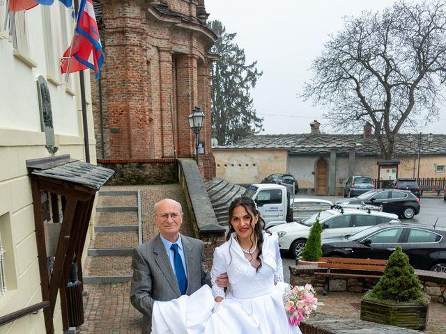 Il matrimonio di Federico e Olinda a Coassolo Torinese, Torino 11