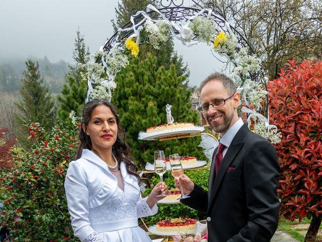 Il matrimonio di Federico e Olinda a Coassolo Torinese, Torino 14