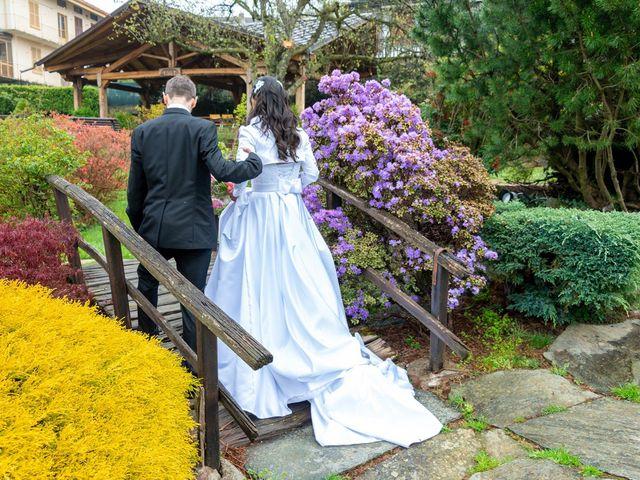 Il matrimonio di Federico e Olinda a Coassolo Torinese, Torino 15