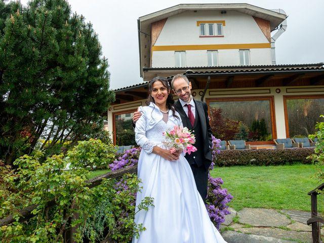 Il matrimonio di Federico e Olinda a Coassolo Torinese, Torino 16