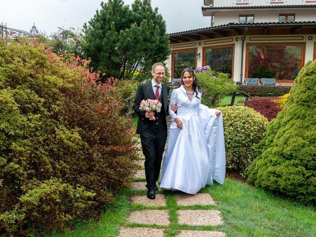 Il matrimonio di Federico e Olinda a Coassolo Torinese, Torino 17