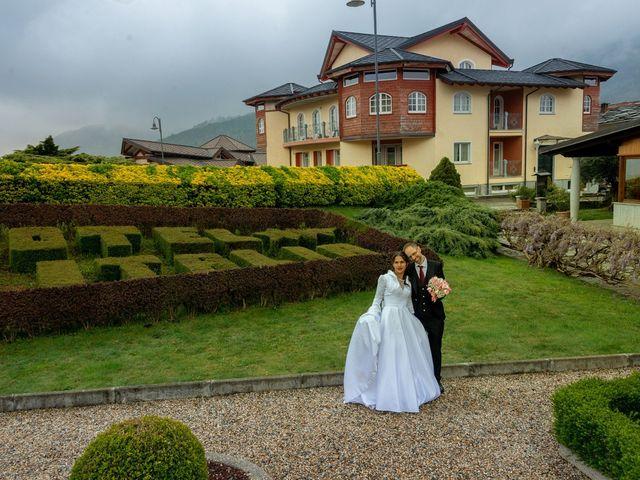 Il matrimonio di Federico e Olinda a Coassolo Torinese, Torino 23