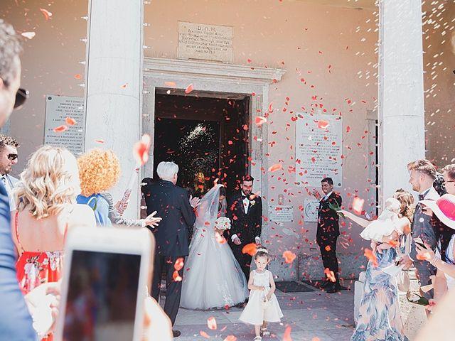 Il matrimonio di Diminik e Elena a Caorle, Venezia 56