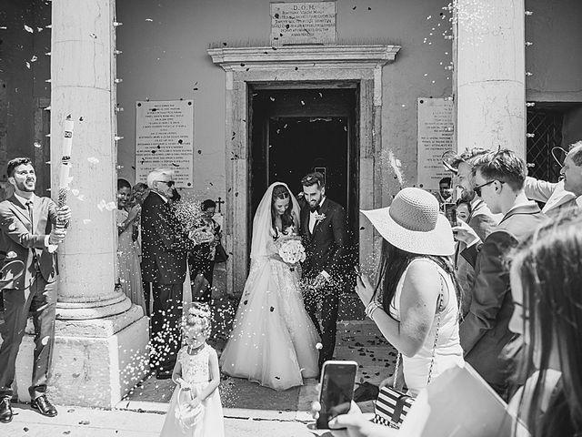 Il matrimonio di Diminik e Elena a Caorle, Venezia 57
