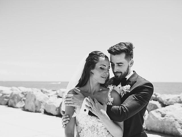 Il matrimonio di Diminik e Elena a Caorle, Venezia 59