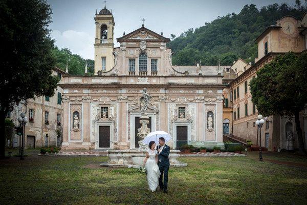 Il matrimonio di Alessandro e Cristina a Savona, Savona 24