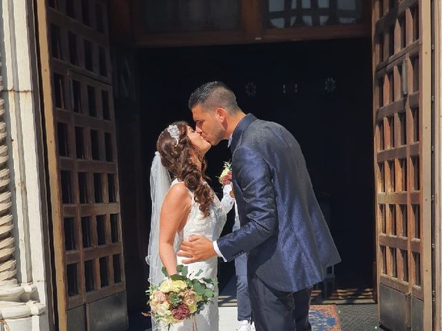 Il matrimonio di Marco e Mara a Lissone, Monza e Brianza 7