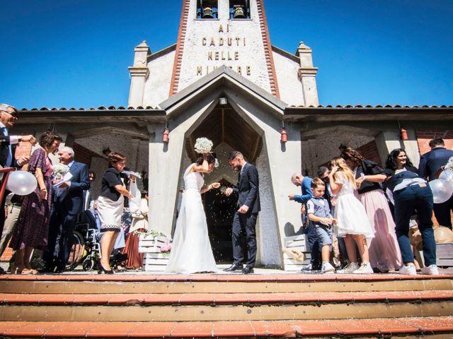 Il matrimonio di Carlo e Valentina a Desana, Vercelli 10