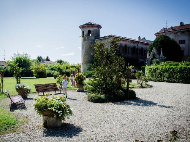 Il matrimonio di Carlo e Valentina a Desana, Vercelli 14