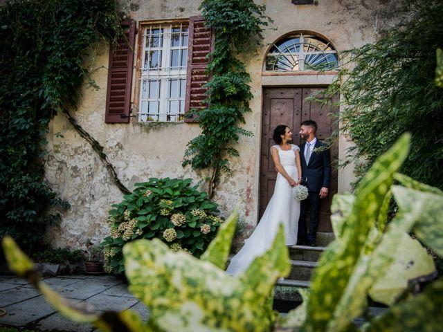 Il matrimonio di Carlo e Valentina a Desana, Vercelli 15
