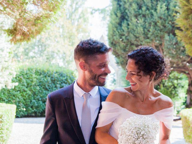 Il matrimonio di Carlo e Valentina a Desana, Vercelli 19