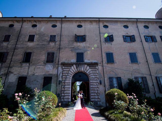 Il matrimonio di Carlo e Valentina a Desana, Vercelli 20