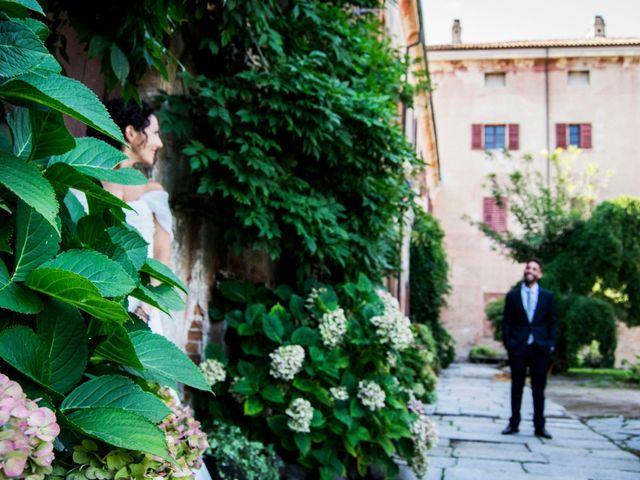 Il matrimonio di Carlo e Valentina a Desana, Vercelli 24