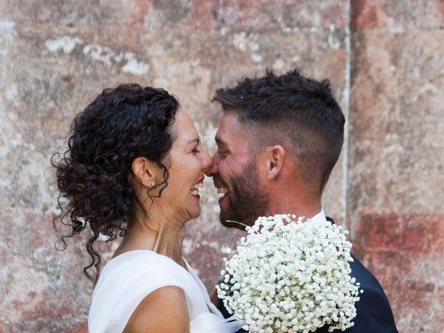 Il matrimonio di Carlo e Valentina a Desana, Vercelli 25