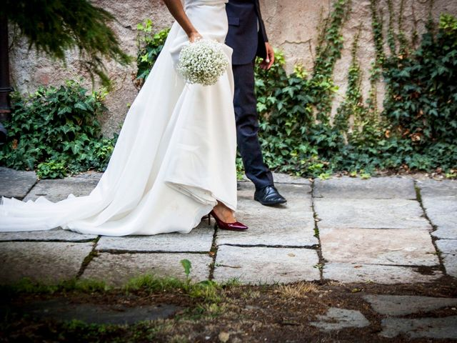 Il matrimonio di Carlo e Valentina a Desana, Vercelli 26