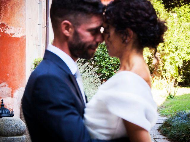 Il matrimonio di Carlo e Valentina a Desana, Vercelli 30