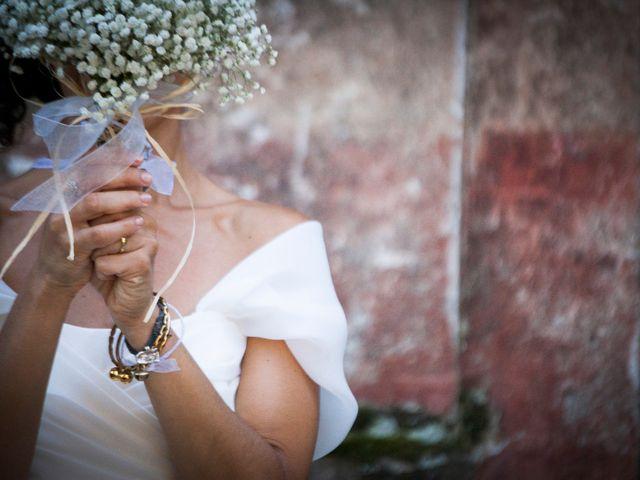 Il matrimonio di Carlo e Valentina a Desana, Vercelli 37