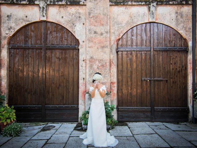 Il matrimonio di Carlo e Valentina a Desana, Vercelli 38