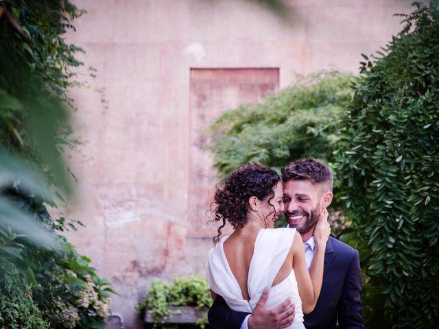 Il matrimonio di Carlo e Valentina a Desana, Vercelli 41