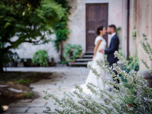 Il matrimonio di Carlo e Valentina a Desana, Vercelli 42