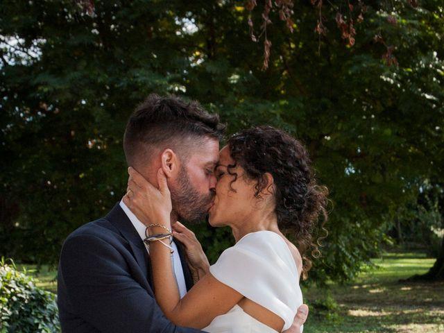 Il matrimonio di Carlo e Valentina a Desana, Vercelli 48