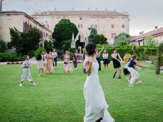 Il matrimonio di Carlo e Valentina a Desana, Vercelli 51