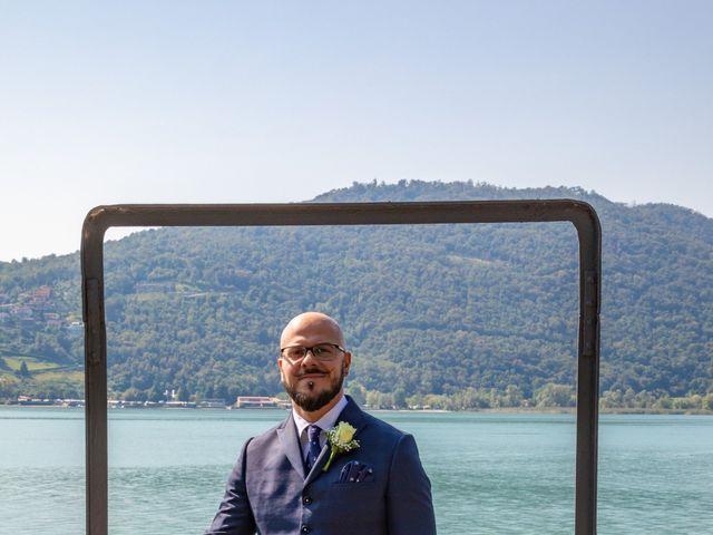 Il matrimonio di Diego e Alessandra a Sarnico, Bergamo 3