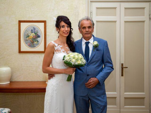 Il matrimonio di Diego e Alessandra a Sarnico, Bergamo 6