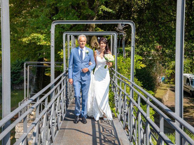 Il matrimonio di Diego e Alessandra a Sarnico, Bergamo 7