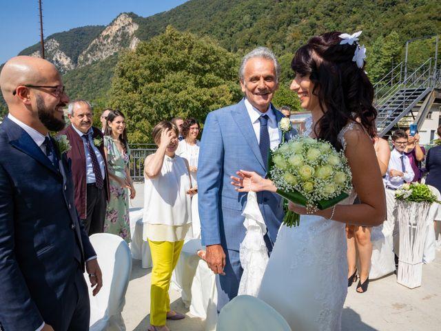 Il matrimonio di Diego e Alessandra a Sarnico, Bergamo 8