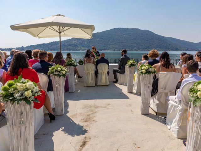 Il matrimonio di Diego e Alessandra a Sarnico, Bergamo 9