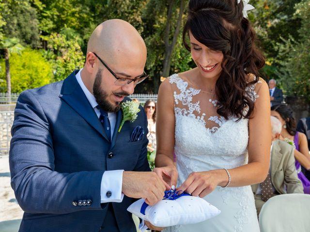 Il matrimonio di Diego e Alessandra a Sarnico, Bergamo 10