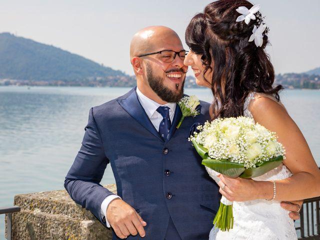 Il matrimonio di Diego e Alessandra a Sarnico, Bergamo 14