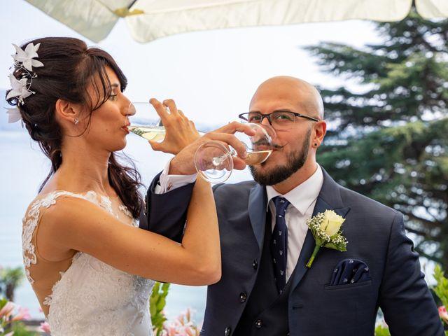 Il matrimonio di Diego e Alessandra a Sarnico, Bergamo 17