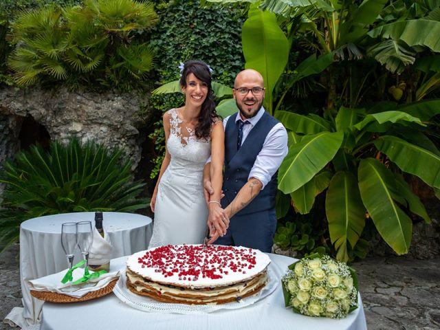 Il matrimonio di Diego e Alessandra a Sarnico, Bergamo 21