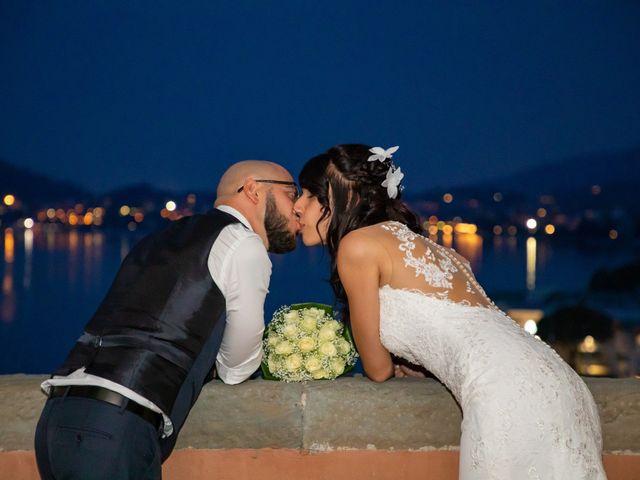 Le nozze di Alessandra e Diego
