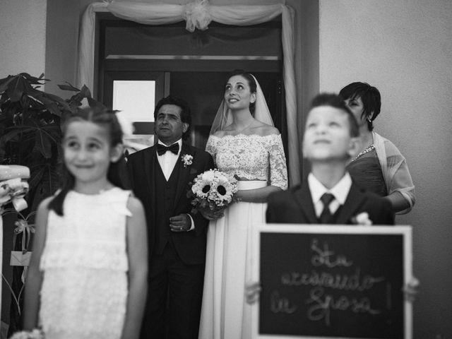 Il matrimonio di Matteo e Diana a Miglianico, Chieti 19
