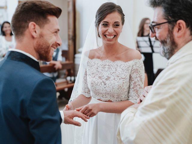 Il matrimonio di Matteo e Diana a Miglianico, Chieti 24