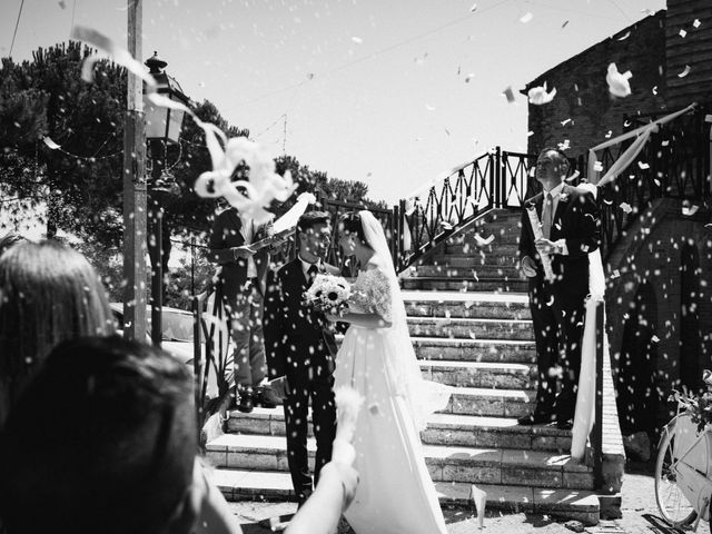 Il matrimonio di Matteo e Diana a Miglianico, Chieti 27