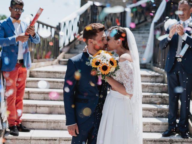 Il matrimonio di Matteo e Diana a Miglianico, Chieti 28
