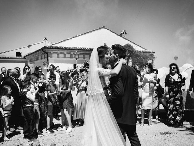Il matrimonio di Matteo e Diana a Miglianico, Chieti 30