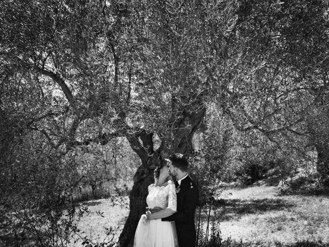 Il matrimonio di Matteo e Diana a Miglianico, Chieti 35