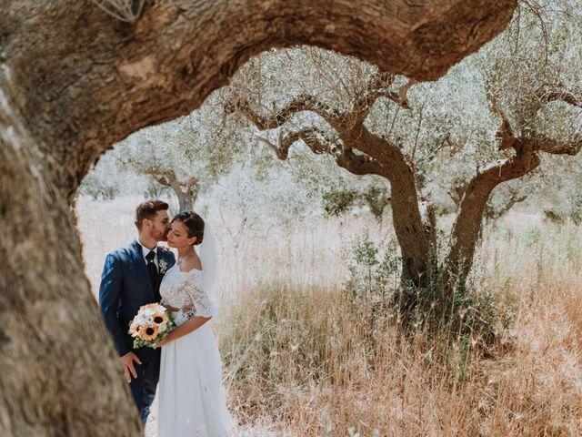Il matrimonio di Matteo e Diana a Miglianico, Chieti 39
