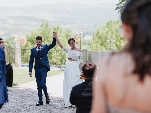 Il matrimonio di Matteo e Diana a Miglianico, Chieti 41