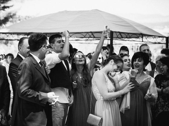 Il matrimonio di Matteo e Diana a Miglianico, Chieti 42