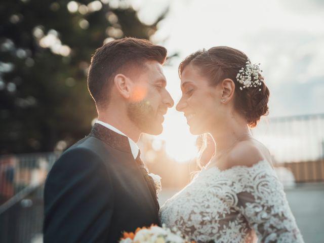 Il matrimonio di Matteo e Diana a Miglianico, Chieti 51
