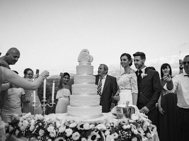 Il matrimonio di Matteo e Diana a Miglianico, Chieti 52